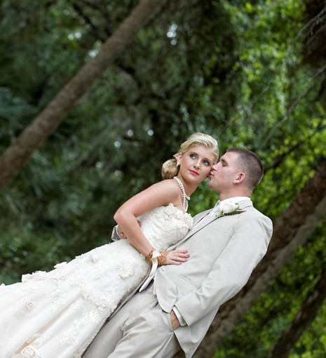 Photography Design In Ft Myers FL / Bride and Groom